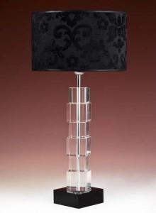 Hotel Licht_Tischleuchte Glas_75040 Solid Cubes