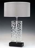 Hotel Licht_Tischleuchte Glas_BUBBLES